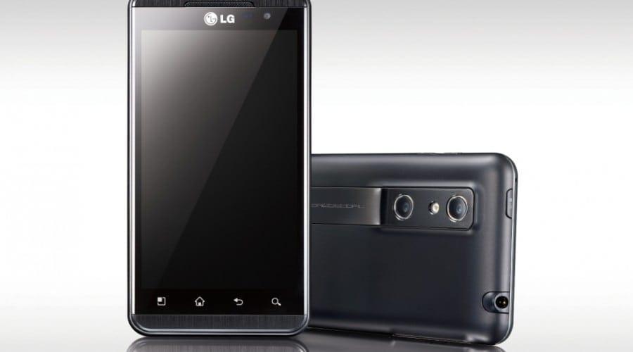 LG Optimus 3D, disponibil acum în România