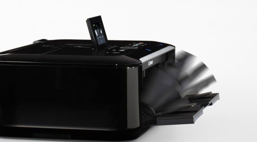 Multifuncţionala Canon PIXMA MG5350: Viteză mare de imprimare