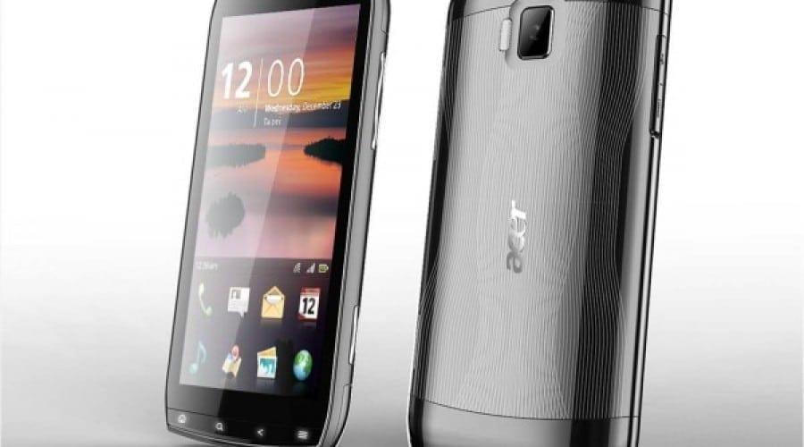 Acer Iconia Smart, smartphone-ul cu un ecran uriaş de 4.8 inchi, soseşte în septembrie în Germania