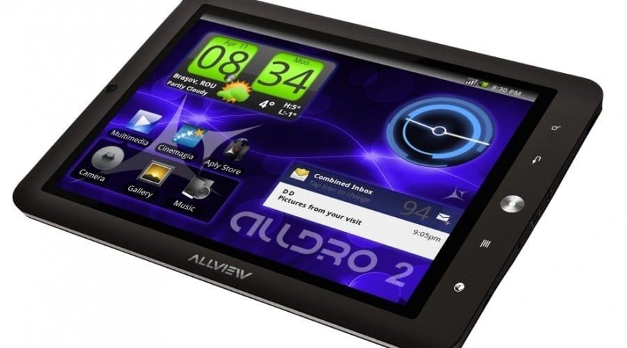 AllView lansează în România tableta 3G AllDro 2