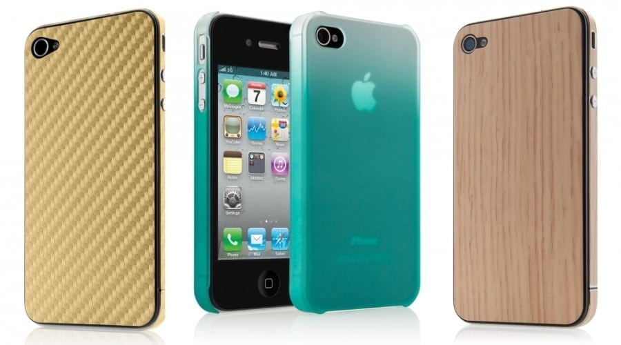 iPhone 4: Carcase colorate de la Belkin