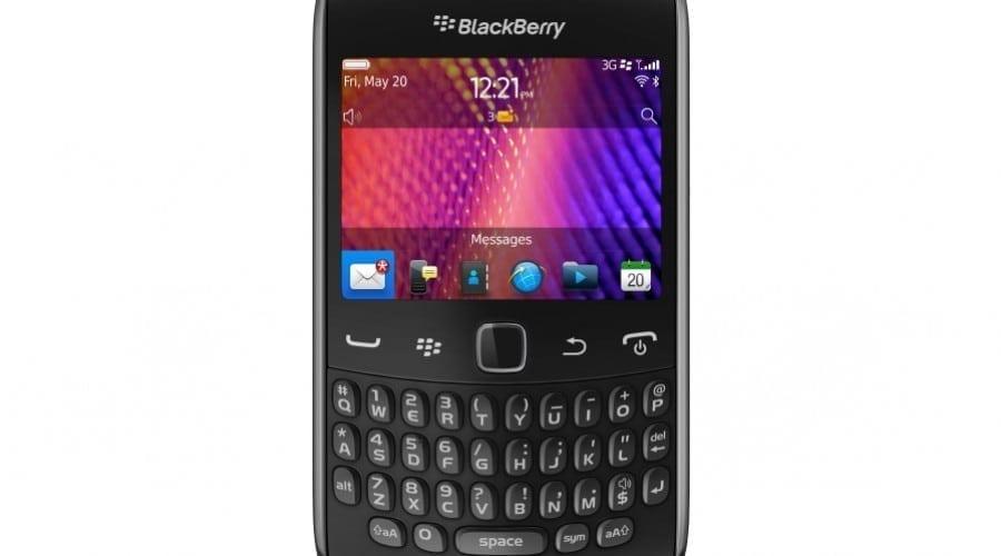 BlackBerry anunţă noile modele Curve: 9350, 9360, 9370
