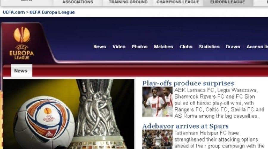 Urmăreste live tragerea la sorti pentru Grupele Europa League