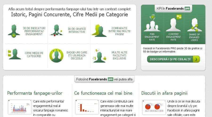 Află câţi utilizatori români au interacţionat cu paginile Facebook în luna iulie