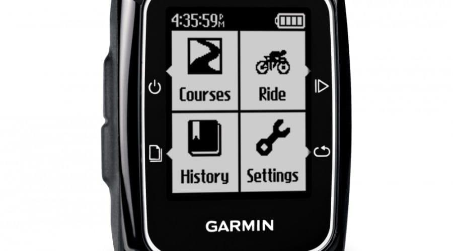 Computer cu GPS pentru bicicletă: Garmin Edge 200