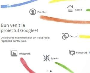S-a lansat oficial Google +