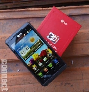 Update Android Gingerbread pentru LG Optimus 3D