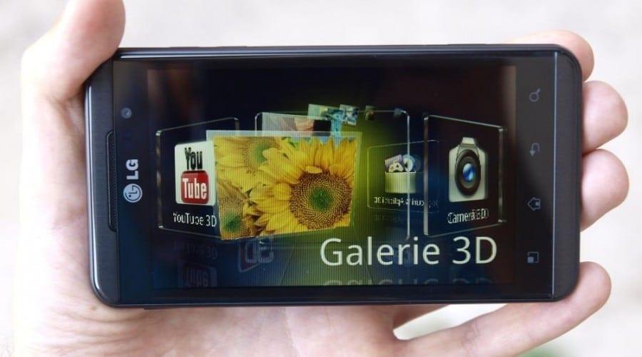 LG Optimus 3D: Află de la connect care sunt punctele sale forte
