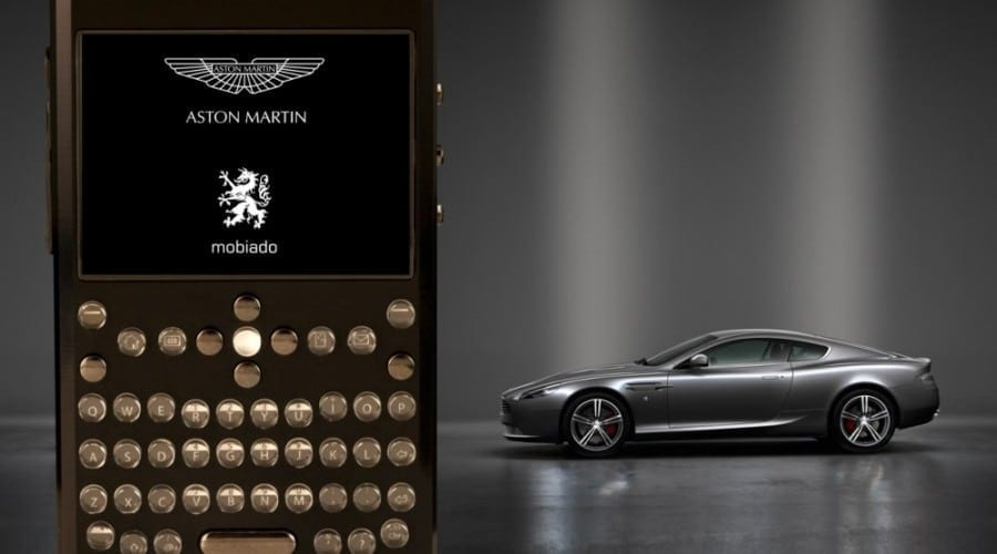 Mobiado lansează luxosul The Grand 350 Aston Martin