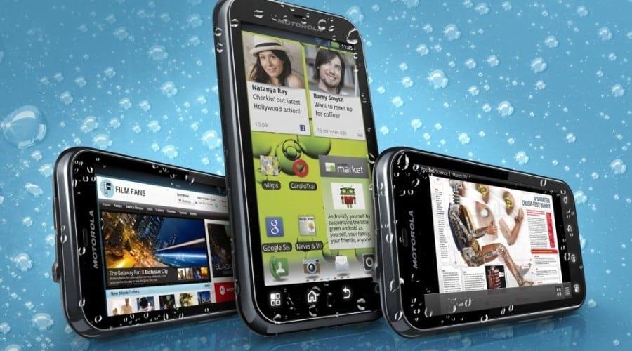 Motorola DEFY+ : Procesor de 1GHz, Android 2.3, rezistenţă sporită