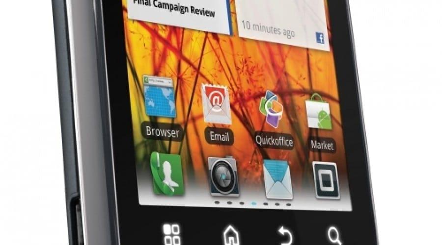 Motorola PRO+: Ecran touch, tastatură QWERTY şi Android 2.3