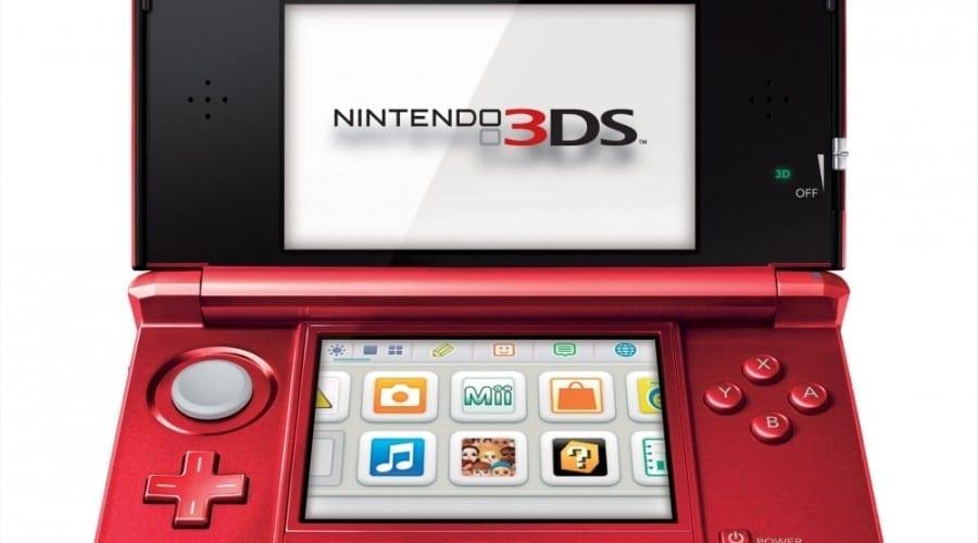 Nintendo 3DS se face roşu ca focul