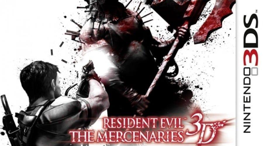 Jocul Resident Evil: The Mercenaries 3D a fost lansat în România