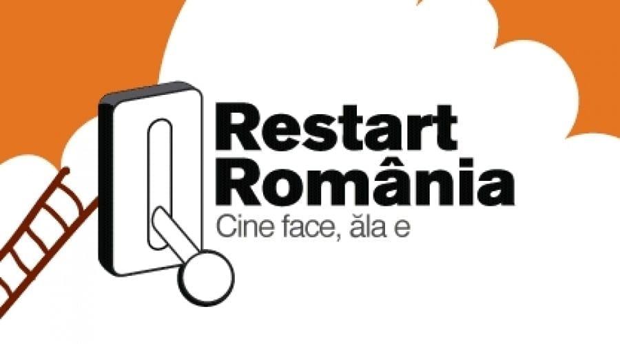 Restart Romania: Ai idei pentru a schimba lucrurile în mai bine?