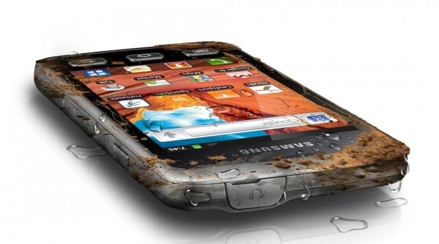 Samsung Galaxy Xcover: Smartphone Android rezistent la apă şi praf