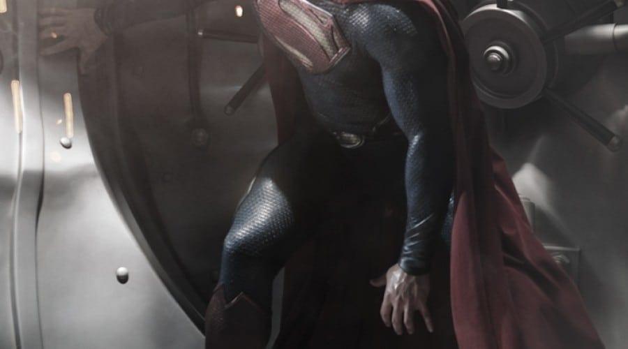 A fost lansată prima imagine oficială cu noul Superman