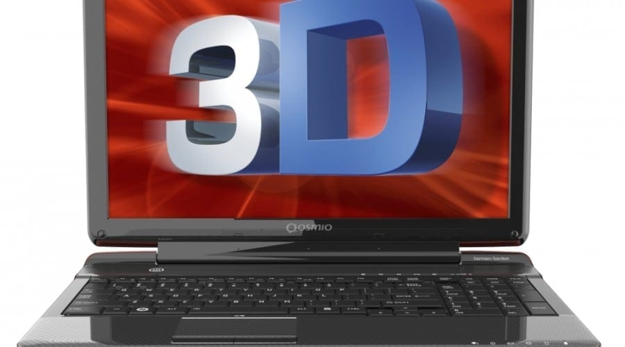 Primul laptop 3D ce nu necesită ochelari