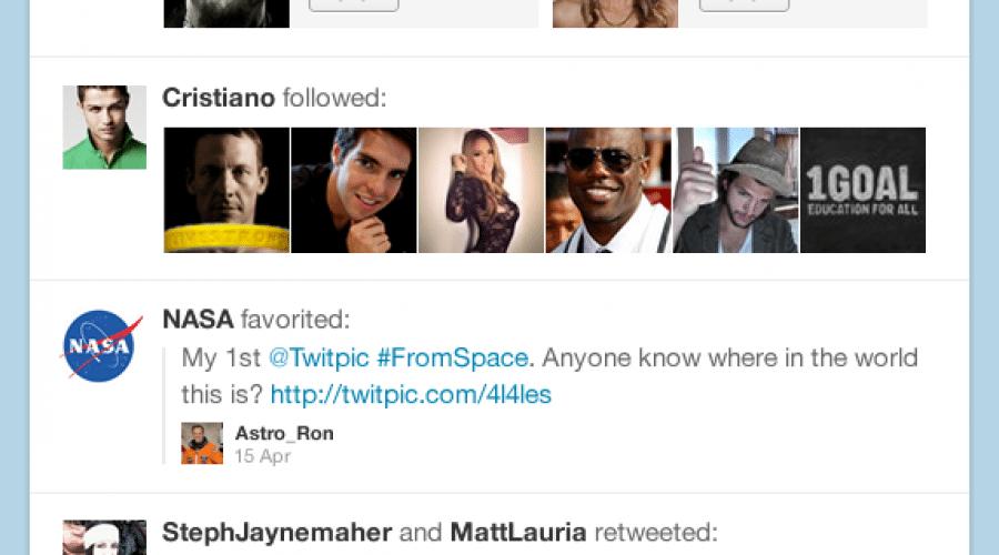 Twitter anunţă noi îmbunătăţiri aduse site-ului: username tab şi activity tab
