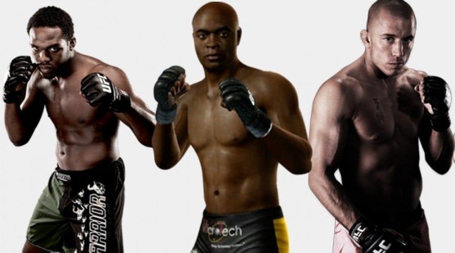 UFC Undisputed 3: Alege între Anderson Silva, Cain Velasquez sau Georges St-Pierre, printre alții