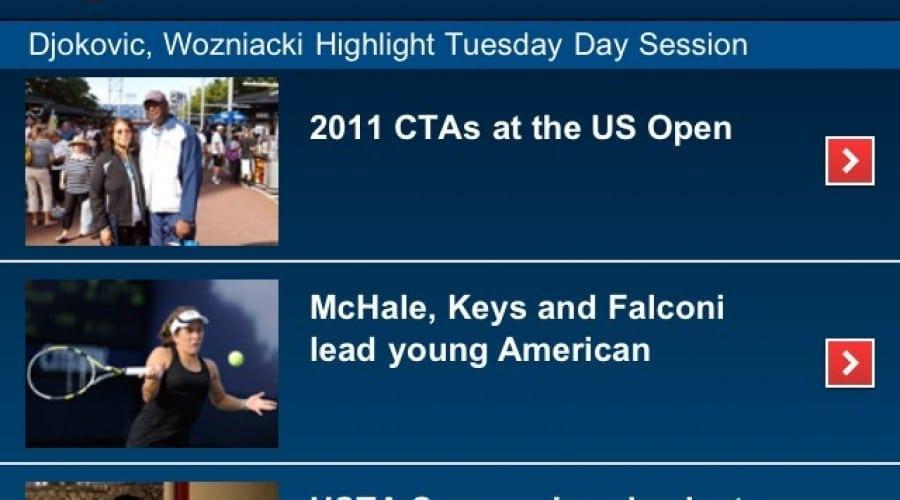 US Open 2011: Cele mai noi ştiri şi rezultate