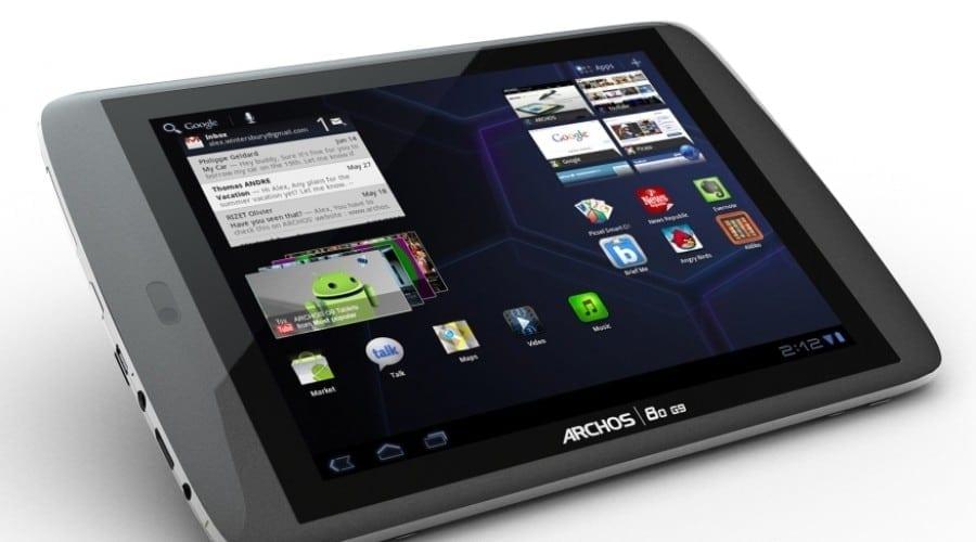 Archos lansează tabletele G9: Accesibilitate şi performanţă