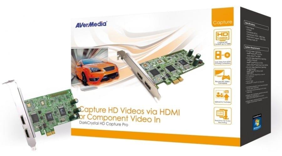 Cu DarkCrystal HD Capture Pro îţi poţi înregistra activitatea de pe tabletele PC