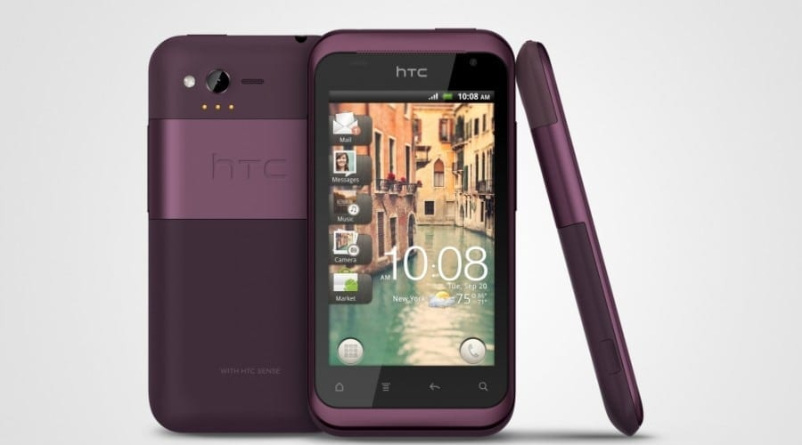 HTC Rhyme: Eleganţă la superlativ