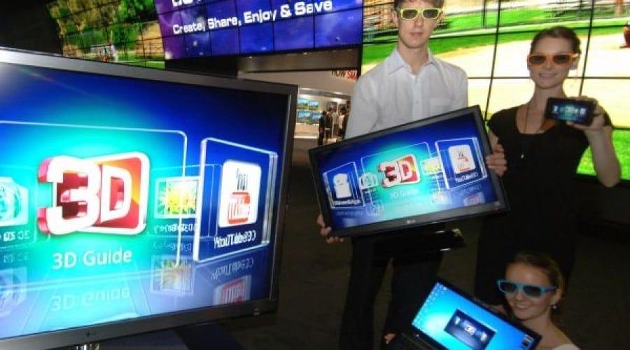 LG prezintă tehnologii audio şi video impresionante la IFA Berlin