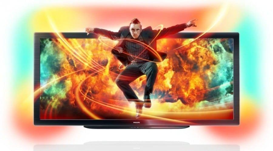Philips prezintă noua gamă de televizoare DesignLine şi noile serii Cinema 21:9 Platinum şi Gold