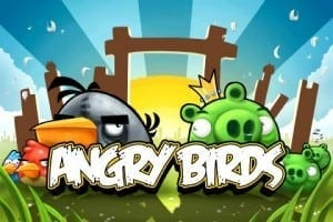La mulţi ani Angry Birds