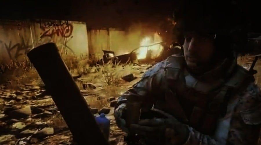 Battlefield 3 Guillotine: Lupte nocturne în noul trailer