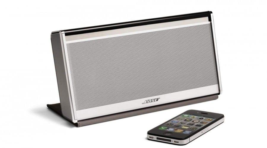 Bose SoundLink: Noul difuzor portabil promite performanţe audio superioare