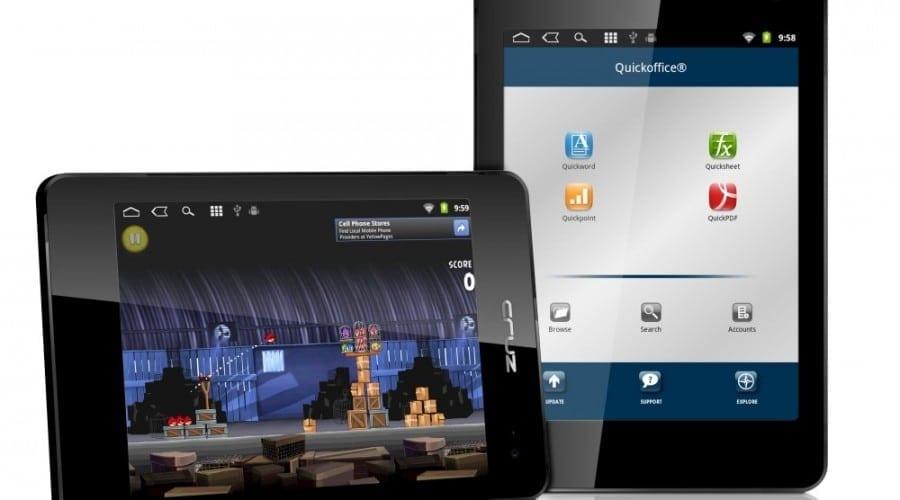 Cruz T410 şi T408, două tablete Android accesibile