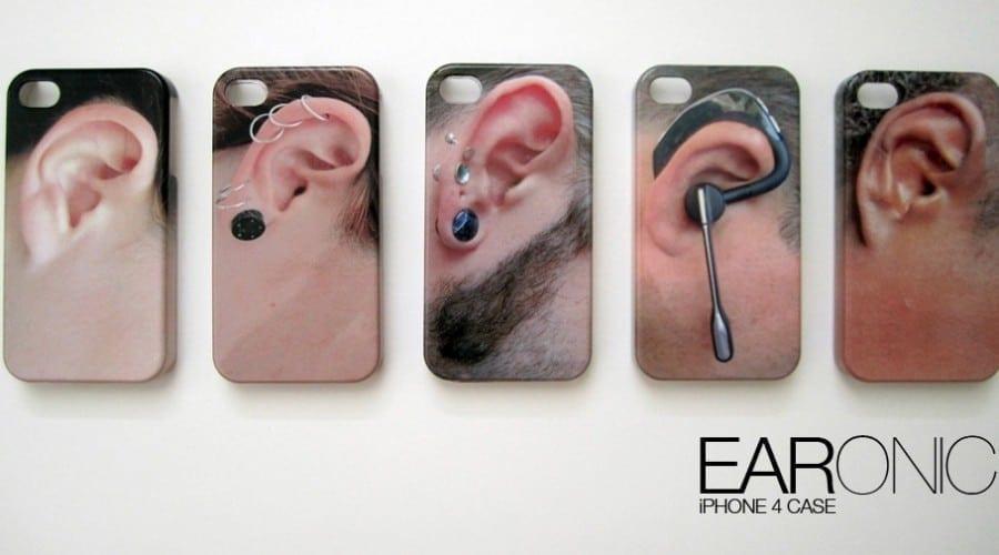Earonic: Carcase speciale pentru iPhone 4