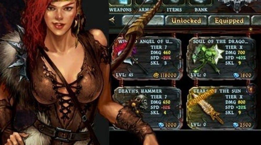 Eternity Warriors: Săbii, demoni şi arme impresionate, într-un joc gratuit excelent