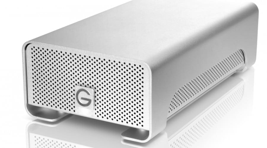 Hitachi G-Technology: Stocare profesională pe 2×4 TB