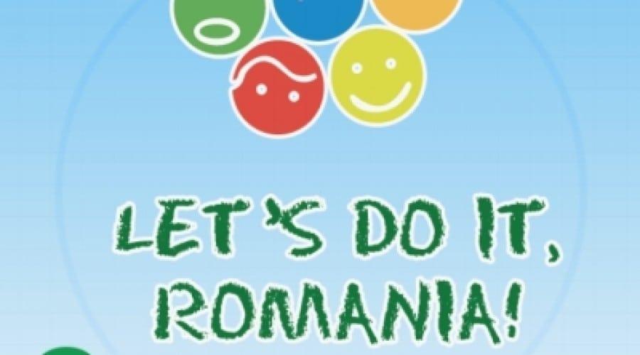 Let's Do It Romania – Dă şi tu o mână de ajutor, prin intermediul mobilului