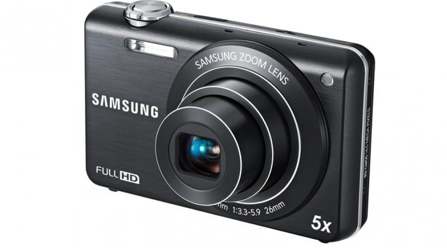 Samsung ST96: Compactă de 14 megapixeli cu tehnologie Dual Capture
