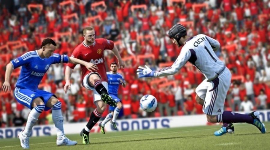 FIFA 12  obţine rezultate senzaţionale