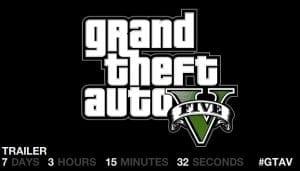 GTA V ar putea sosi în luna octombrie