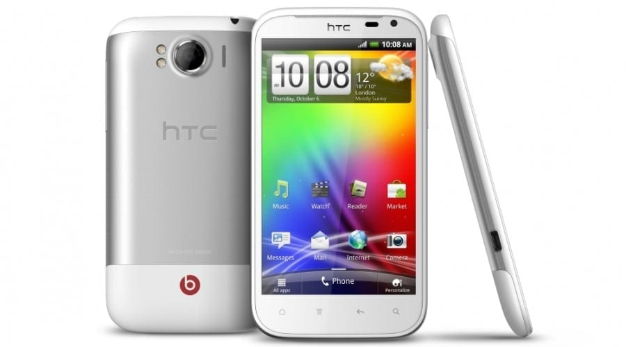 HTC Sensation XL: Beats Audio şi ecran de 4.7 inchi