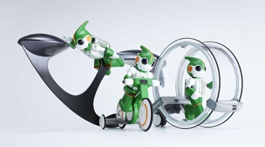 Roboţii EVOLTA înoată, aleargă şi merg cu bicicleta în Insulele Hawaii