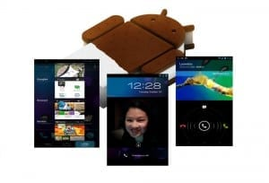 Update Android Ice Cream Sandwich pentru  Sony Ericsson  Xperia