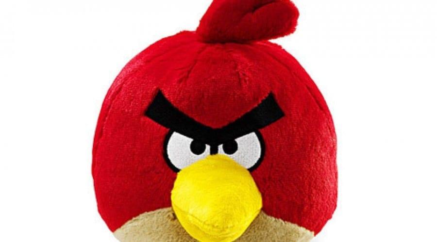 Angry Birds în spaţiu, alături de două iPad-uri