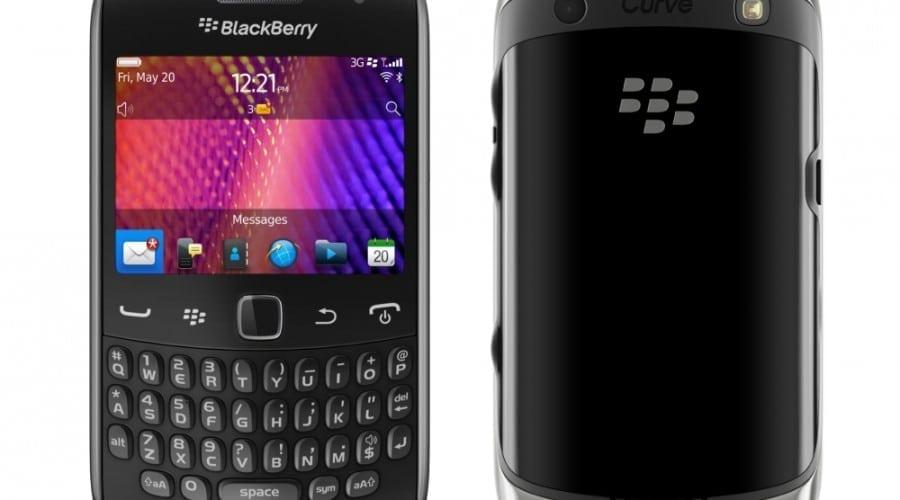 BlackBerry Curve 9360, lansat de Orange Romania