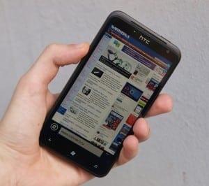 Demonstraţie video: Windows Phone pe HTC Titan