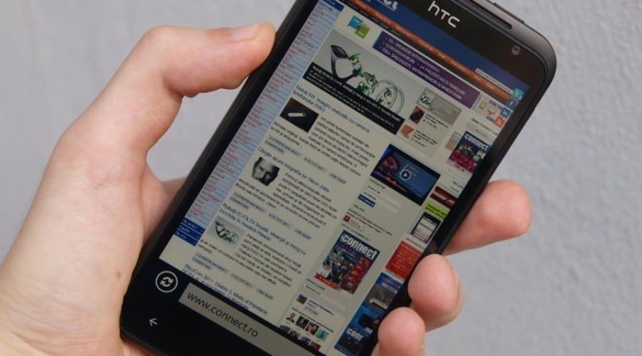 HTC Titan: Proporţii titanice