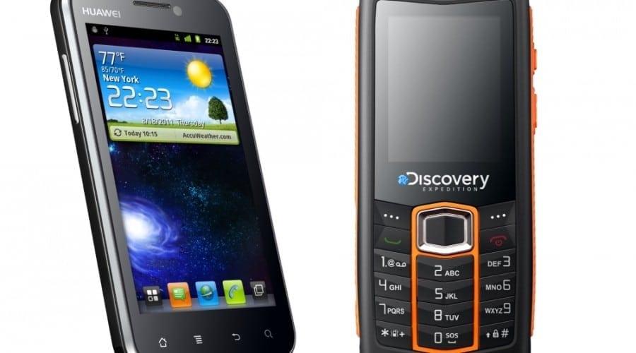 Huawei Discovery Expedition şi Honor sosesc în România