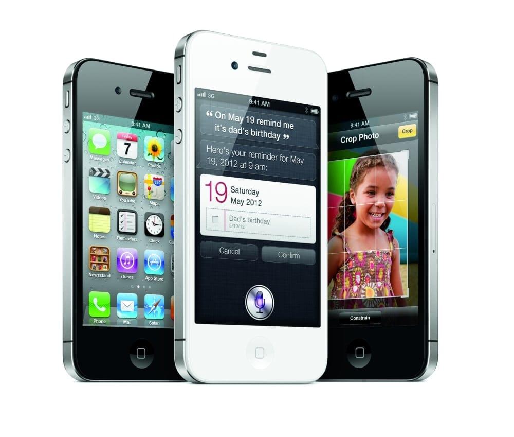 4 milioane de iPhone-uri 4S vandute intr-un weekend
