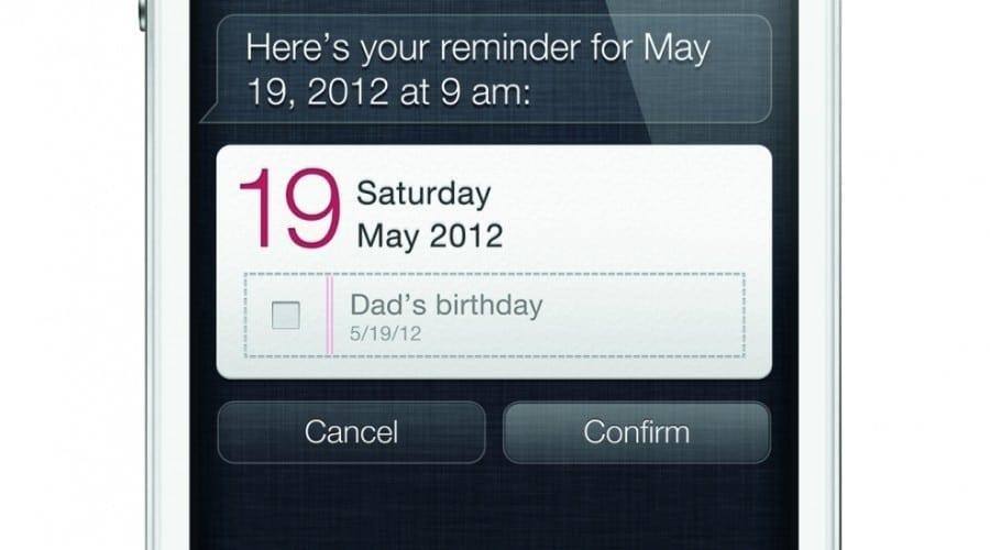 iPhone 4S: Siri, asistentul tău personal